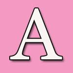 nama-nama indah bermula huruf A