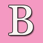 nama-nama indah bermula huruf B
